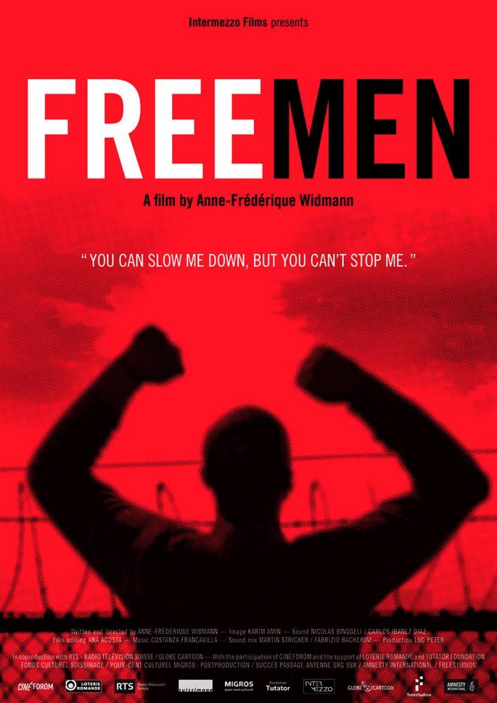 Free Men - documentary movie