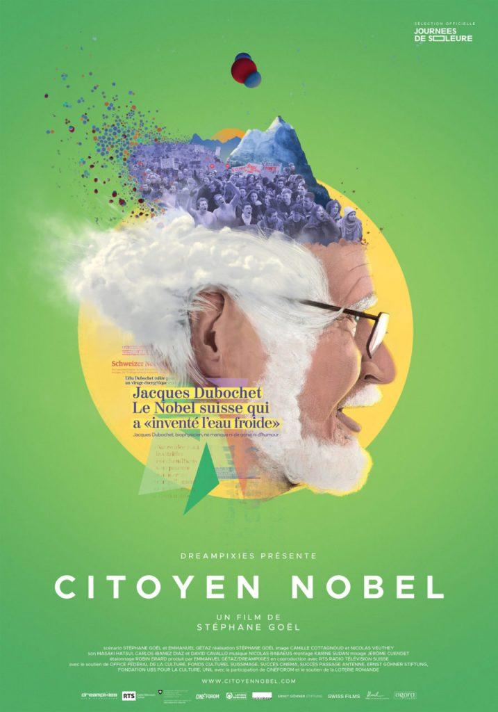 Citizen Nobel poster